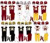 NCAA-Big 10-2018 Minnesota Golden Gophers Uniforms