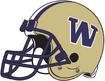 NCAA-Pac-12-Washington Huskies helmet-Right side