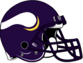 NFL-NFC-MIN - 1985-2005 Vikings Helmet