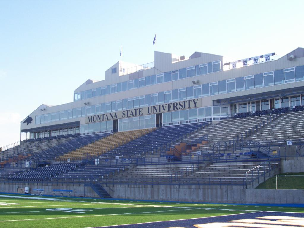Bobcat Stadium (Montana State)