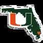 Miami Hurricanes Florida alternate logo
