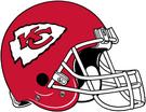 Kansas City Chiefs helmet