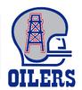 1967-1971 HOU-Oilers alternate logo
