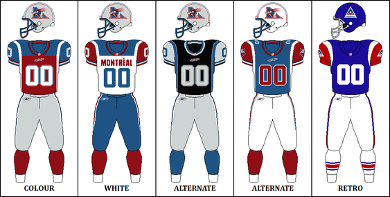 2010 Montreal Alouettes