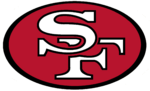 NFL- 1964-1995 SF 49ers main logo