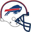 NFL-AFC-BUF-1980-1984 Bills-Bills helmet-logo