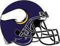 NFL-NFC-MIN Helmet