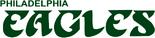 Philadelphia Eagles Script Logo 1970-1973