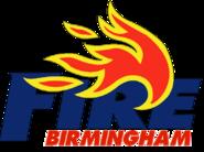 WLAF-Birmingham Fire logo