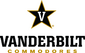 NCAA-SEC-Vanderbilt Commodores-wordmark