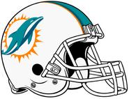 NFL-AFC-MIA 2013 -Helmet - Left Side