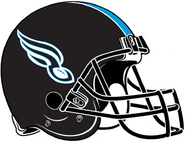 ArenaLeague-Philadelphia Soul Black Helmet
