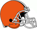 NFL-AFCN-Cleveland Browns-White Facemask