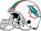 NFL-AFC-MIA 2018 -Helmet -Right Side