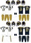 NFL-NFC-2000-2008 St. Louis Rams Reebok Jerseys