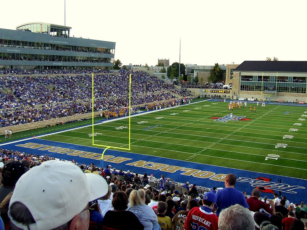 Skelly Field at H.A. Chapman Stadium