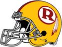 NFL-NFC-WAS-1970-71 Redskins helmet-Right side