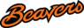 Oregon State Beavers wordmark