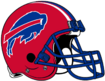 NFL-AFC-BUF-1985-1987-Bills Helmet