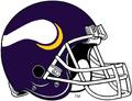 NFL-NFC-MIN - 1980-1984 Vikings Helmet