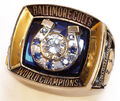 Super Bowl 5 Ring