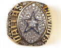 Super Bowl 27 Ring
