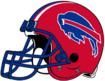 NFL-AFC-BUF-1985-1987-Bills Helmet-Right side