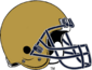NCAA-AAC-Navy Midshipmen Helmet