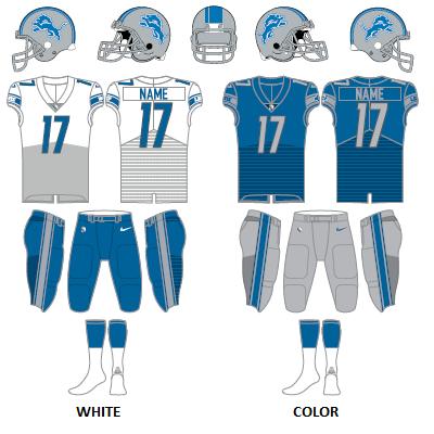 2017 Detroit Lions
