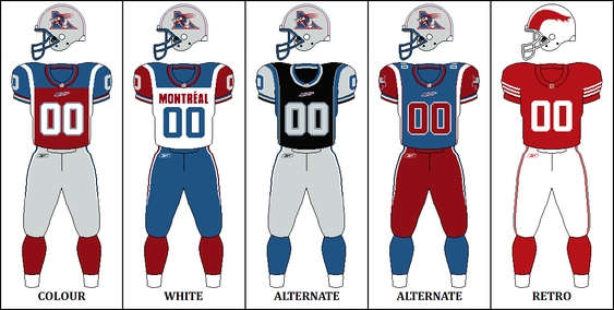 2009 Montreal Alouettes