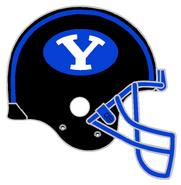 NCAA-BYU-Blackout Alt Helmet-Blue logo-732px