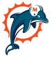 NFL-AFC-MIA-1997-2012 logo