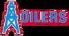 NFL-AFC-HOU-TEN-Oilers logo and wordmark