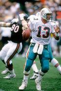 Dan Marino with Miami