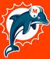NFL-AFC-MIA-1997-2012 logo-coral background