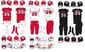 NCAA-Big 10-Rutgers Scarlet Knights 2020 Jerseys