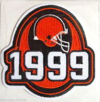 NFl-AFC-CLE-1999-Browns Inaugural Season patch