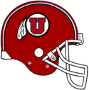NCAA-Utah-Utes Red Helmet white facemask.png