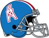 NFL-AFC-1972-1974-HOU-Oilers helmet