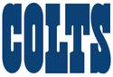 NFL-AFC-IND 1984-2001 Colts team name wordmark