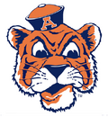 Auburn Tigers - 1957-81 Aubie the Tiger Logo