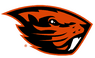 NCAA-PAC12-Oregon State Beavers logo-white