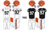 AFL-NFL-AFC-CIN-Bengals 1980 Jerseys