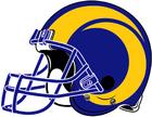 NFL-NFCW-LA Rams 2020 Helmet-Right Side