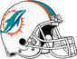 NFL-AFC-MIA 2018 -Helmet -Left Side
