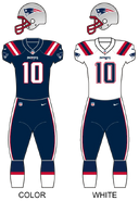 New England Patriots uniforms (2020- )