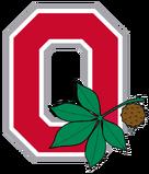 Ohio State Buckeyes-O-Buckeye alt logo