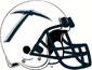 NCAA-C-USA-UTEP Miners White Alt Helmet