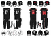 Louisville Cardinals black alt uniforms