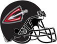ArenaLeague-Cleveland Gladiators Black Helmet